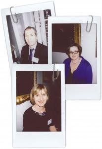 Andrew Murray, Lisa Potter & Sue Smith