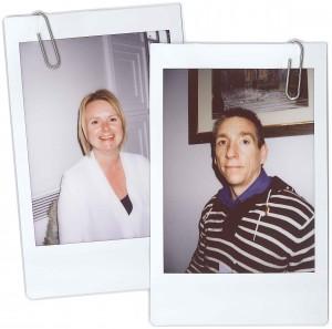 Emma Powell & Ian Walton