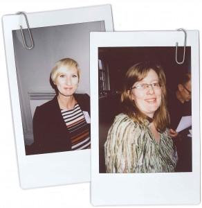 Sarah Caden & Susan Stewart